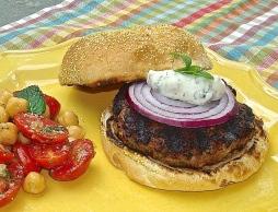 Best Lamb Burger