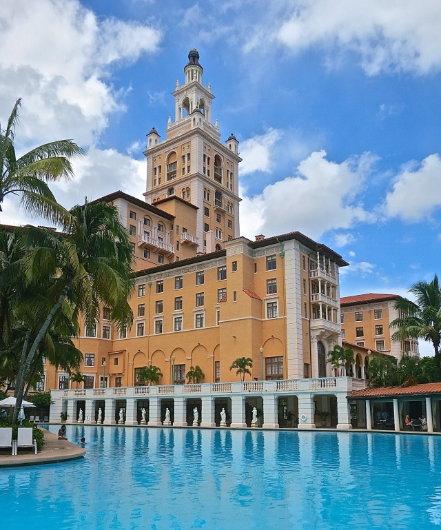 The Biltmore Hotel, A Historic Landmark In Coral Gables, Florida