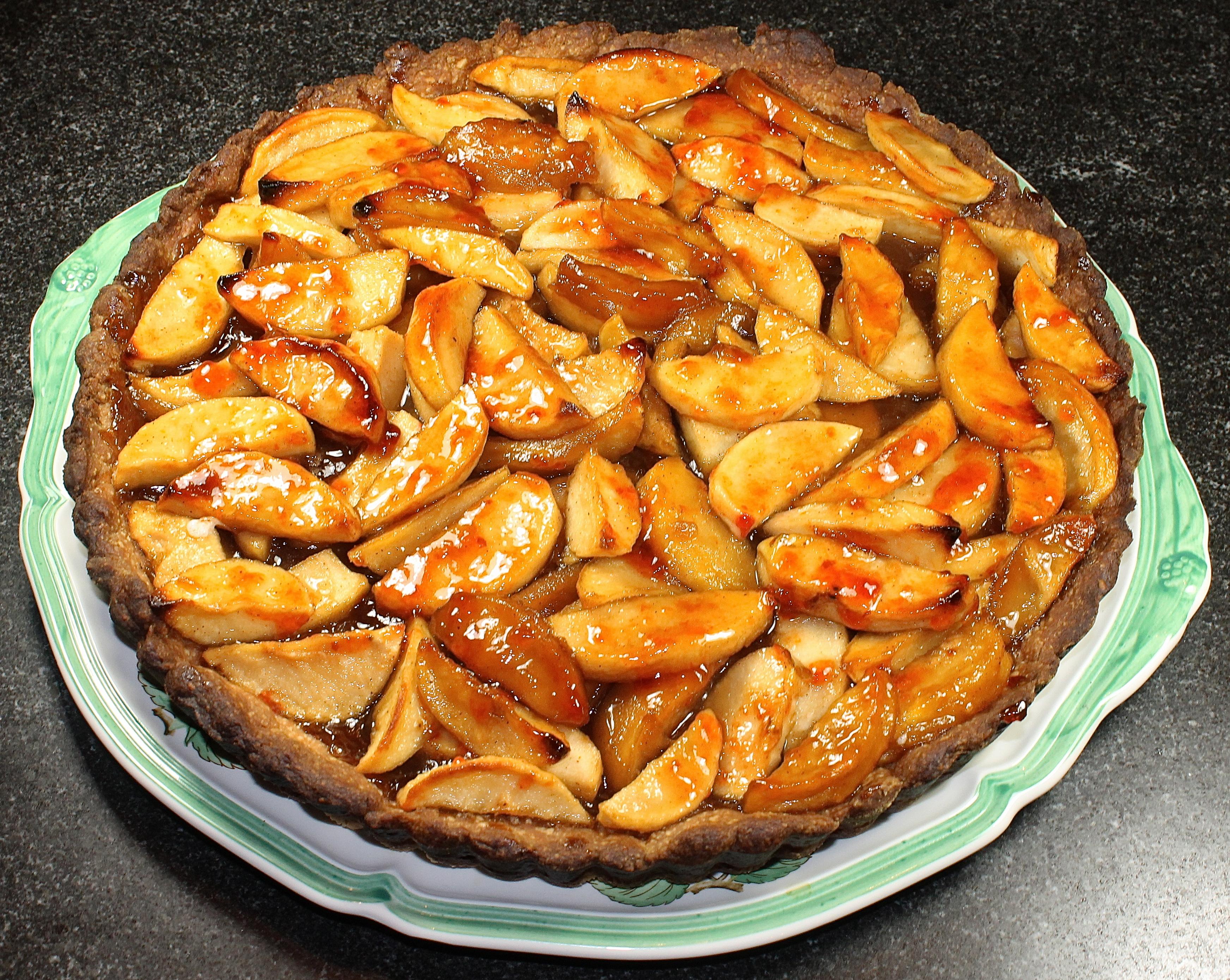 Press-In Shortbread Pie Crust Recipe — Dishmaps