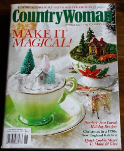 Christmas Issue Of Country Woman