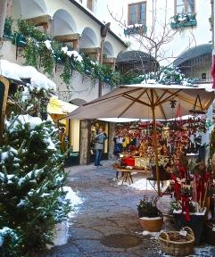 Salzburg Shopping Street
