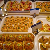 Dallmayr's Appetizers…Finger Food Was Never So Beautiful