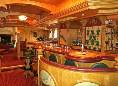 The Jagdhof Bar