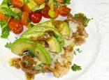Chicken Avocado Suiza