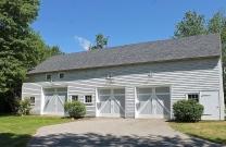 The Restored Cedar Shake Post And Bean Barn