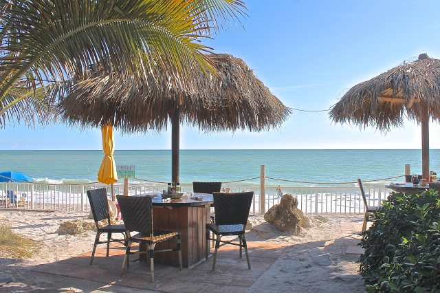 Enjoy Breakfast Or Lunch Watching The Waves Crash On Vero Beach