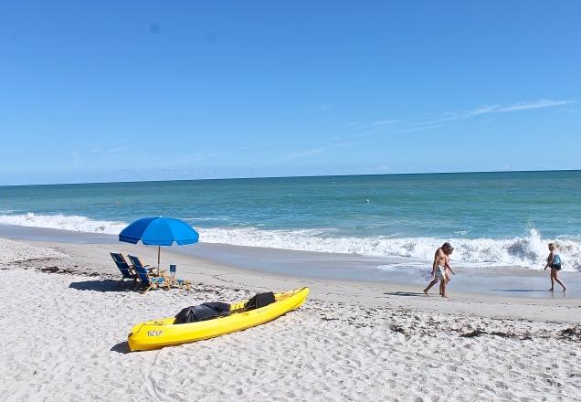 Enjoy the Sun And Surf At Vero Beach, Florida