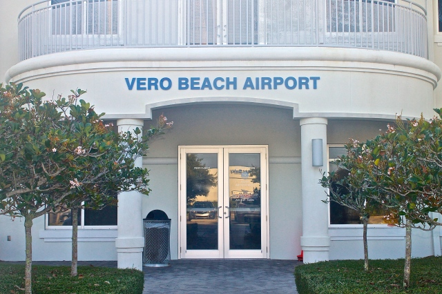 The Vero Beach Regional Airport