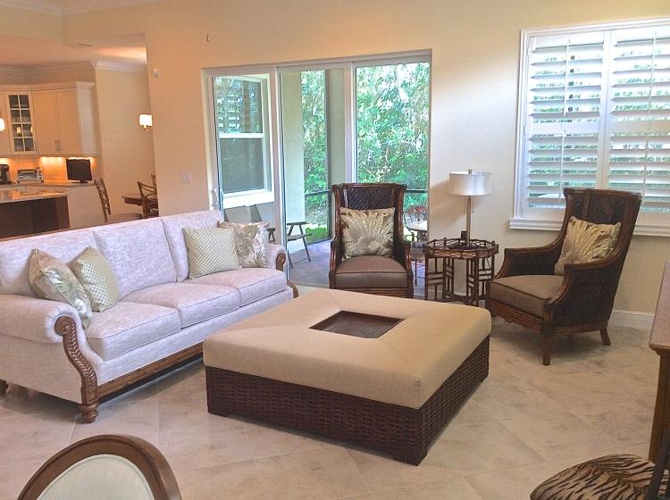 Open Concept Home In Florida