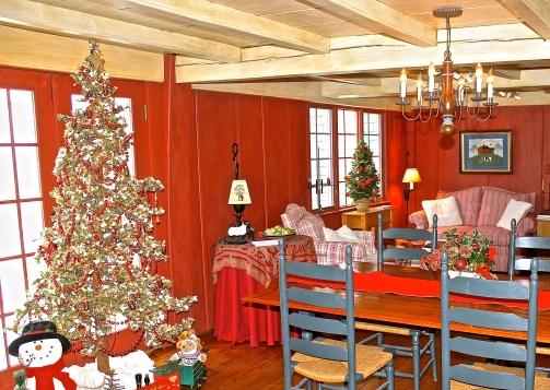 Our Kitchen Christmas Tree