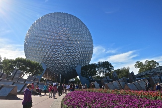Spaceship Earth, The Icon of Epcot's Future World