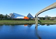 The Impressive Pavilions in Future World