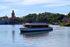 Water Taxi On Crescent Lake