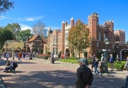 Replica Of Hampton Court Palace
