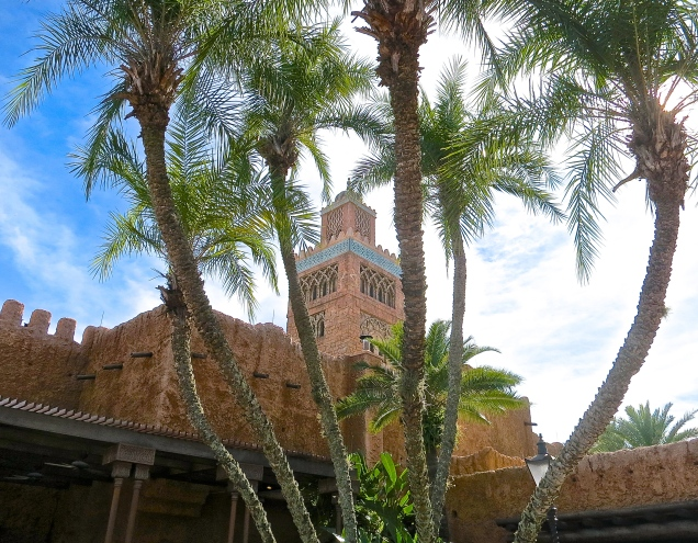 Epcot's Morocco Feels So Authentic