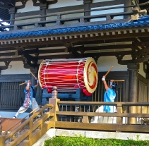 Matsuriza, Japanese Taiko Drumming Is Performed Several Times A Day