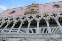 The Fine Detail's On The Doge's Palace