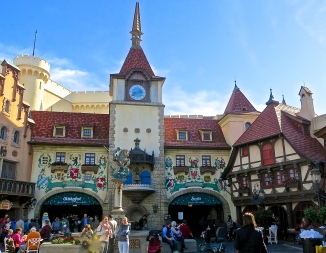 Epcot's Germany