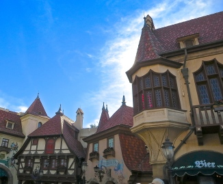 Epcot's Germany Has A Popular Biergarten
