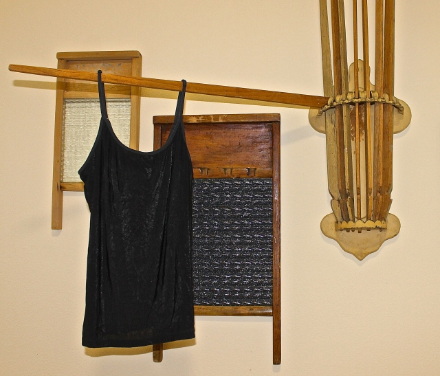 Antique Drying Rack Is Perfect For Air Drying Delicates