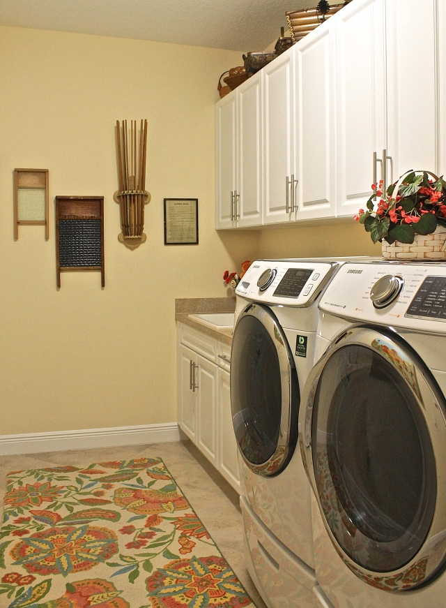 Vibrant Colors And Laundry Memorabilia