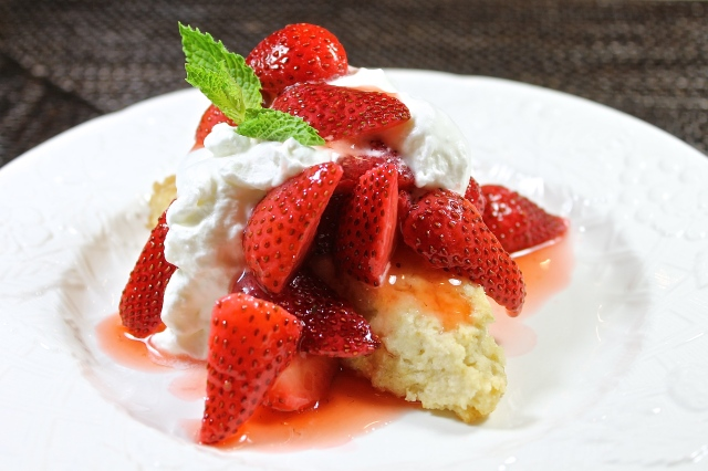 Strawberry Shortcake, A Summertime Classic