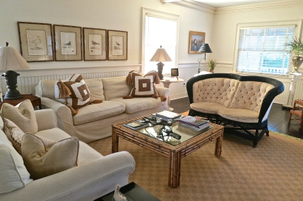 Nantucket Family Room