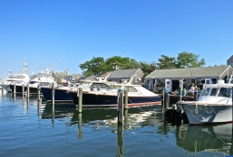 Nantucket Wharfs