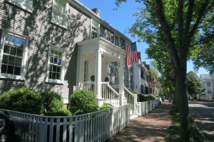 Nantucket Home On Upper Main Street