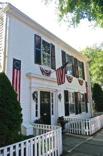 Historic Downtown Nantucket Home