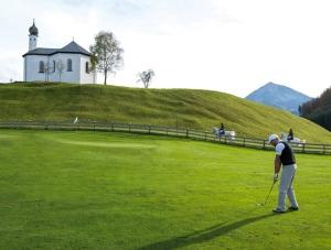 Play Golf In Beautiful Achenkirch, Austria