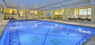 Bareiss Indoor Spa Pool