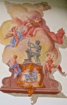 Even The Angles In The Frescoes Have Violins