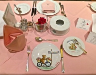 Children's Place Setting For Breakfast