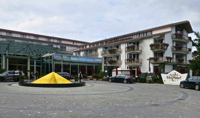 Seehotel Überfahrt In The Town Of Rottach-Egern