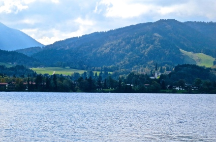 Rottach-Egern, Tegernsee, Germany