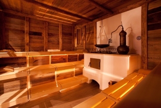 Tyrolean Sauna