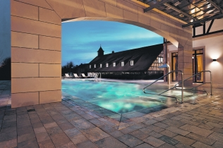 The Spa's Outdoor Pool