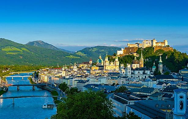 Salzburg Stadt Hotel Spa