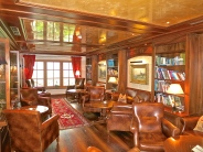 Perhaps A Cigar And A Good Book In The Smoking Lounge