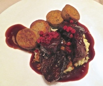 Regional Cuisine Is Served In The Jägerstube