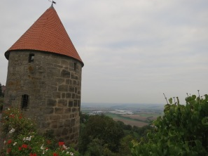 Night Watchtower Waldenburg