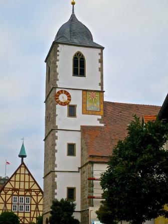 Evangelical City Church Waldenburg