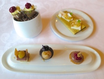 Friandises, A Variety Of Small Sweets
