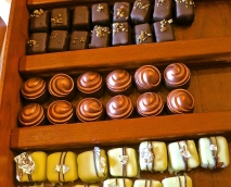 A Selection Of Truffles