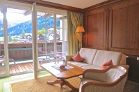 A Comfortable Seating Area With A Great View