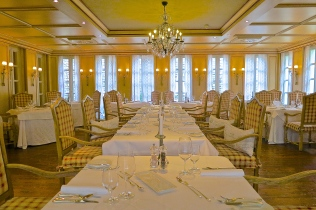 The Winter Garden Dining Room