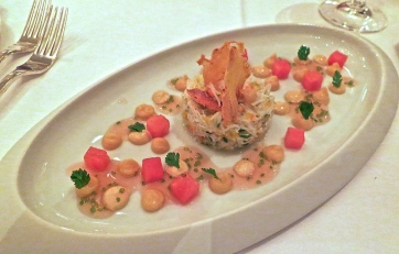 Seafood Course