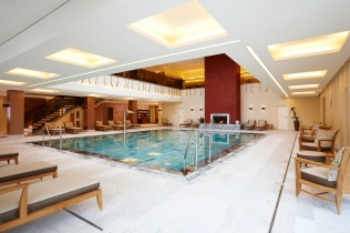 The Spa's Indoor Pool