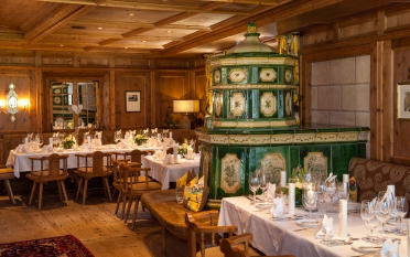 The Traditional Tyrolean Restaurant